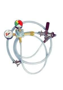 Kit extração com manômetro