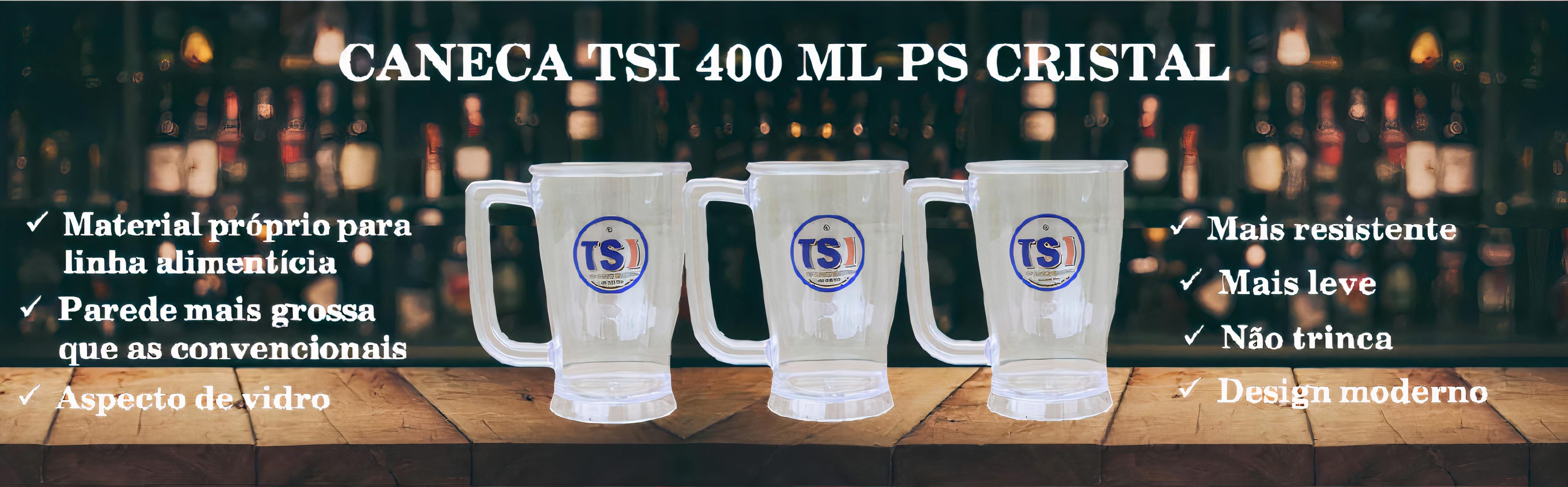 Caneca TSI 400 ml